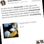 Britta Kretschmer, Online-Redakteurin und Autorin: Google+
