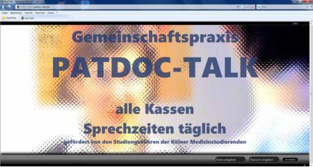 Britta Kretschmer: Kommunikation, PatDoc-Talk 1