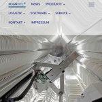 KOGNITEC Unternehmenswebsite