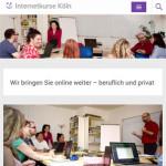 Internetkurse Köln: Kurse und Workshops aus den Bereichen Text, Webdesign und Social Media